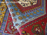Turkish Yahyali Rug