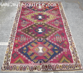 Turkish Yahyali Kilim