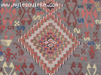 Turkish Erzurum Kilim