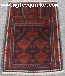Belouch Prayer Rug