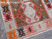 Turkish Avanos Kilim