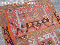 Turkish Gömürgen Kilim