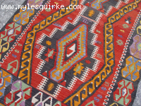 Turkish Kayseri Kilim