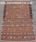 Turkish Konya Prayer Kilim