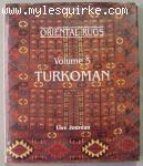 Turkoman: Oriental Rugs, Vol. 5