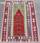 Turkish Obruk Prayer Kilim