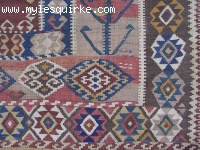 Turkish Erzurum Prayer Kilim