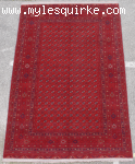 Fine Afghan Carpet