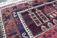 Afghan Baluch Prayer Rug