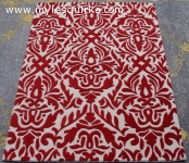 Indian Hand Tufted Wool Rug