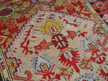 Old Turkish Rugs